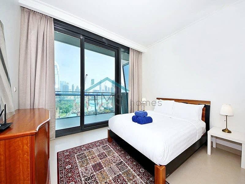 10 1 Bed | Full Burj Khalifa View | Burj Vista 2