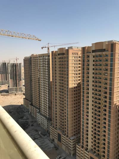 1 Bedroom Apartment for Sale in Emirates Lake Towers, Ajman - 1bhk for sale ajman paradaise lakes tower