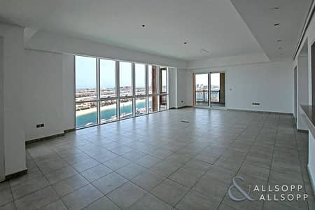 3 Bedroom Apartment for Sale in Palm Jumeirah, Dubai - 000 Sqft | 3 Bedrooms | A Type Apt