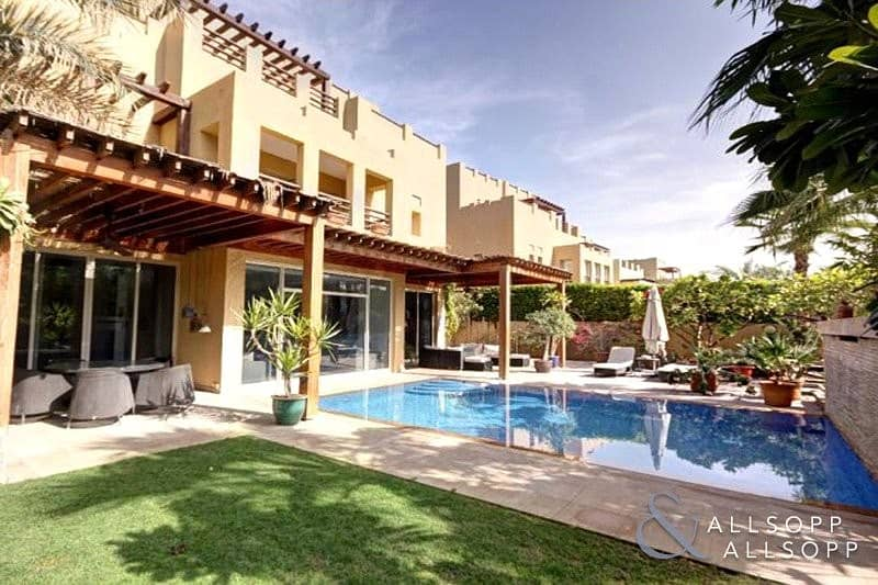 Upgraded | Private Pool | Type E1 | 5 Bed