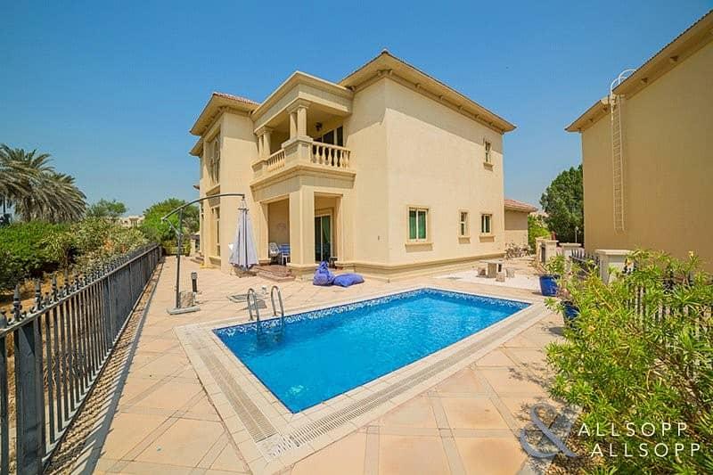 2 Spanish Style EF | Villa | Four Bedrooms