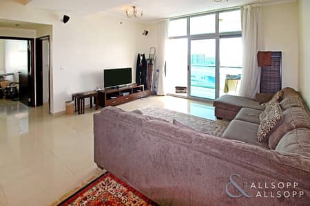 2 Bedroom Apartment for Sale in Dubai Marina, Dubai - Vacant on Transfer | SZR & Partial Sea View