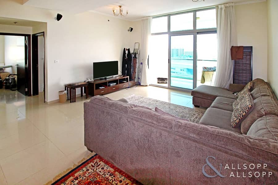Vacant on Transfer | SZR & Partial Sea View