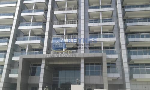 2 Bedroom Apartment for Rent in Dubai Sports City, Dubai - Ready to move 2br apartment in medalist