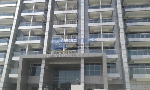 شقة 2 غرفة نوم للايجار في مدينة دبي الرياضية، دبي - Ready to move 2br apartment in medalist
