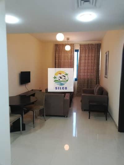 شقة 1 غرفة نوم للايجار في بوابة البحرية، أبوظبي - FULLY FURNISHED 2 B/R FLAT WITH BALCONY