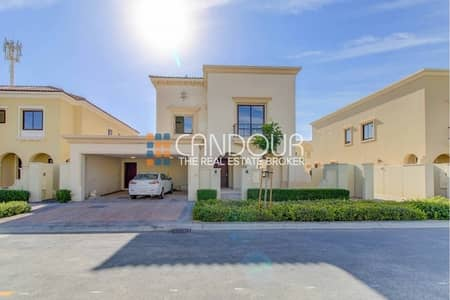5 Bedroom Villa for Rent in Arabian Ranches 2, Dubai - Prime Location | Facing Pool and Park | Type 4