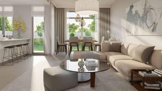 Excellent Four-Bedroom Villa at Al Reem Arabian Ranches