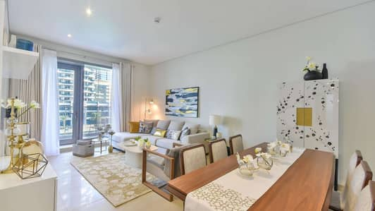 Magnificent Type-1 Two-Bedroom Apartment at Sparkle Towers