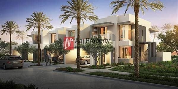 3 Bedroom Villa for Sale in Dubai Hills Estate, Dubai - Best Villa in the block! Move into Natural surroundings While Enjoying Mid City Location Maple
