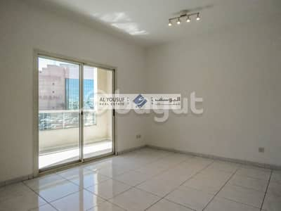 1 Bedroom Apartment for Rent in Bur Dubai, Dubai - 1 BHK I opposite lamcy I one month free
