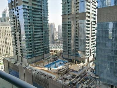 شقة 1 غرفة نوم للبيع في دبي مارينا، دبي - Ramadan Offer Spacious 1Bhk Apt I Sea View and Marina view
