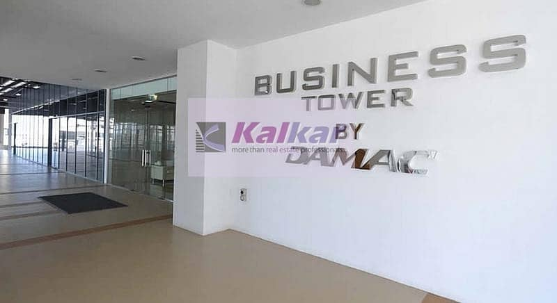 Damac Business Tower@Business Bay