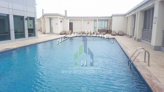 2 Bedroom Flat for Rent in Danet Abu Dhabi, Abu Dhabi -  Abu Dhbai