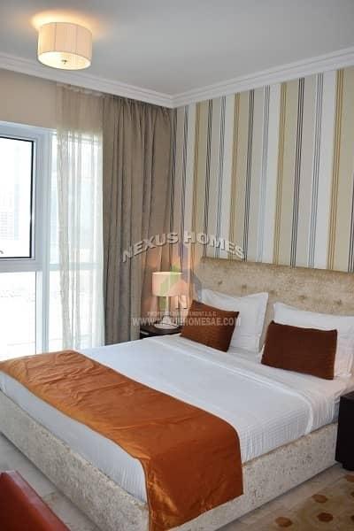Astonishing Furnished 1Bedroom Apartment Abu Dhabi