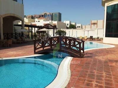فیلا 3 غرف نوم للايجار في الخالدية، أبوظبي - Discover Dream living 4 BR Compound Villa in AUH.!