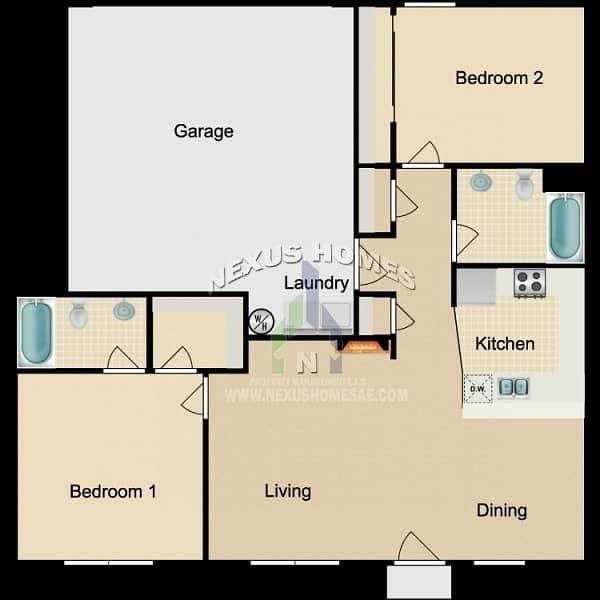 19 Astonishing Furnished 1Bedroom Apartment Abu Dhabi
