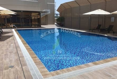 1 Bedroom Flat for Rent in Mussafah, Abu Dhabi - Brand New 1BR+Pool & Gym in Musaffah Garden
