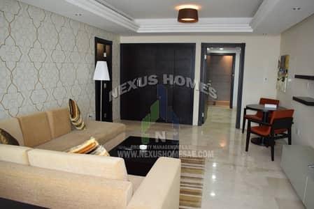 استوديو  للايجار في منطقة الكورنيش، أبوظبي - Luxurious Studio Apartment for Rent - Corinche AUH