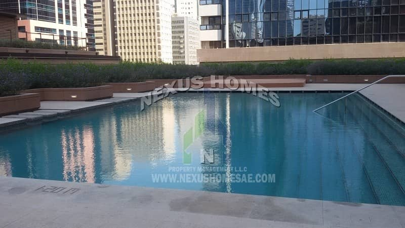 2 Spacious 2 Bedroom Apartment for Rent  in  WTC AUH