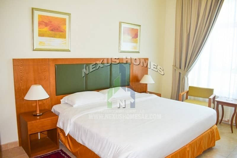 2 Spacious Two Bedroom Apartment is Fully Furnished!