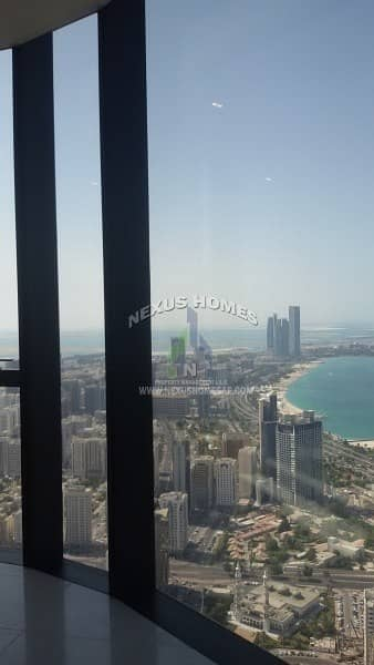 18 Spacious 2 Bedroom Apartment for Rent  in  WTC AUH