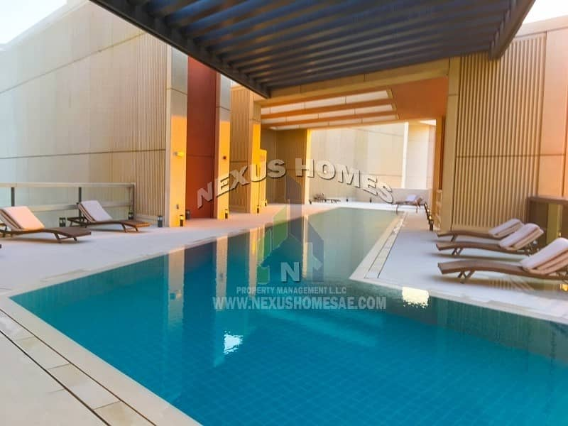 Fabulous 2 BED in Baheen Tower in Reem Island AUH