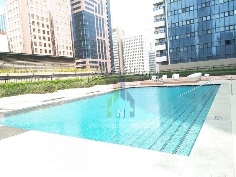 2 Hot Deals! 1 Month Free 3 BR in World Trade Center