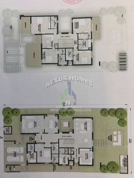 27 Spacious 1 BR with Facilities in Mussafah Gardens