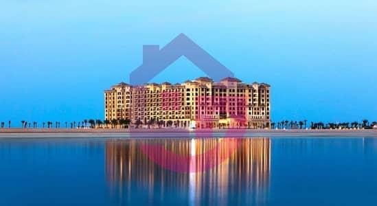 فلیٹ 1 غرفة نوم للايجار في جزيرة المرجان، رأس الخيمة - Furnished One Bedroom Al Marjan Spa & Resort