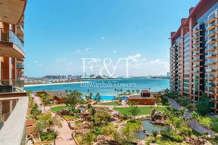 1 Bedroom Flat for Sale in Palm Jumeirah, Dubai - New to the market/ Vacant/Type D/ Sea View