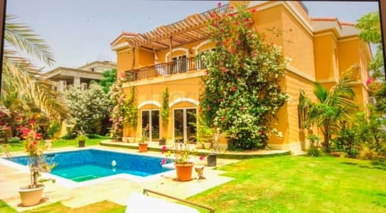 5 Bedroom Villa for Rent in The Villa, Dubai - Amazing 5 B/R  Fully furnished Villa with Maid's Room
