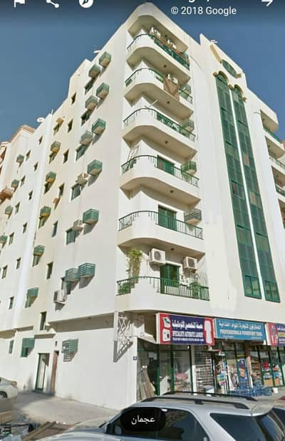 Building for Sale in Al Nuaimiya, Ajman - Residential & Commercial Building For Sale G + 6 Freehold to All Nationalities With A Better Income