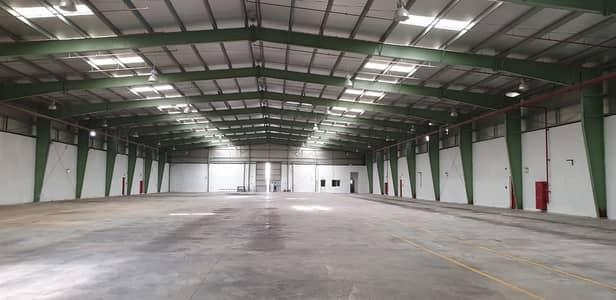 مستودع  للايجار في المنطقة الصناعية الجديدة، أم القيوين - 32600 Sq Ft Warehouse with FEWA CONNECTED available in EMIA UAQ - KB