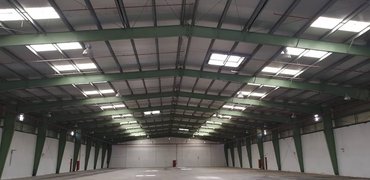 2 32600 Sq Ft Warehouse with FEWA CONNECTED available in EMIA UAQ - KB