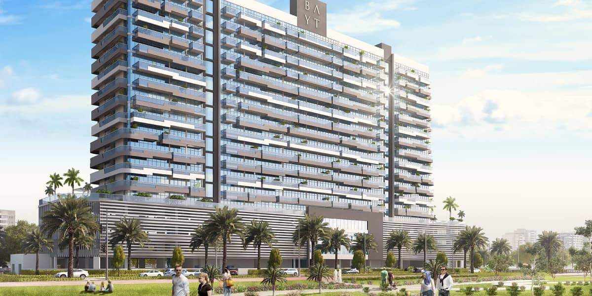 2 Limited Offer Studio | Bayt | Dubai Sports City