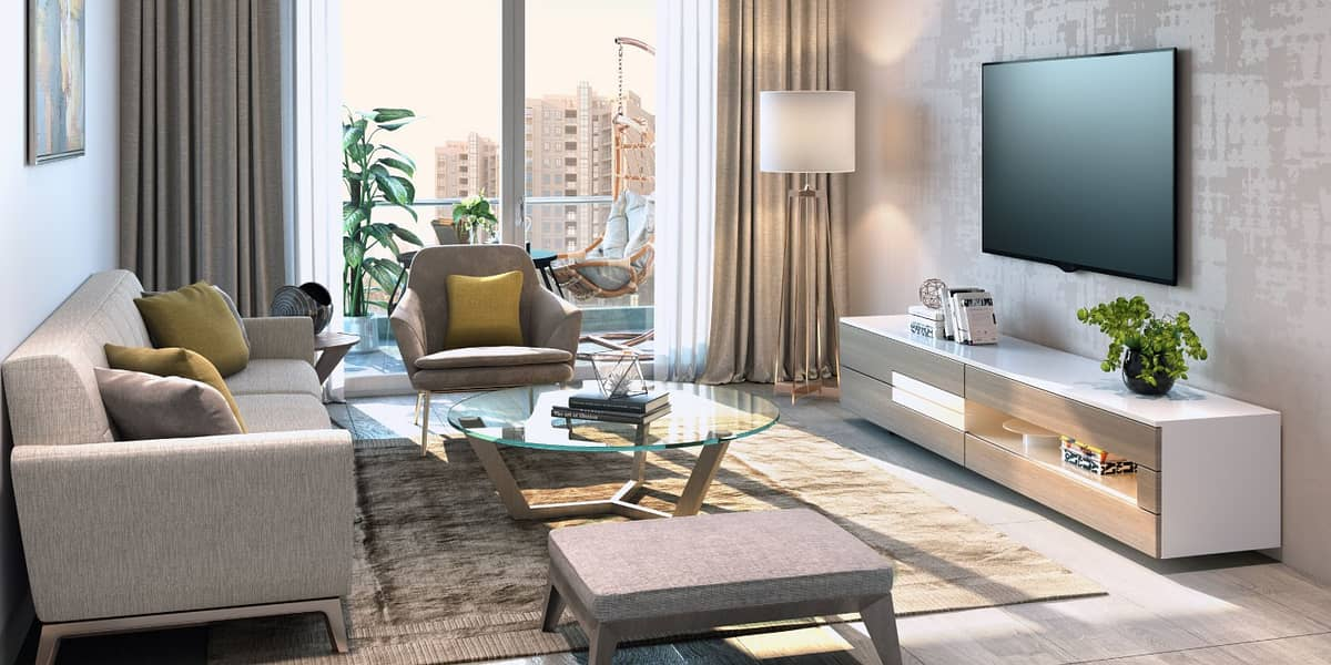 10 Modern Studio | Bayt | Dubai Sports City