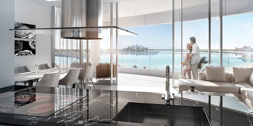 19 Investors Deal 1 Bedroom | Azizi Mina | Atlantis View