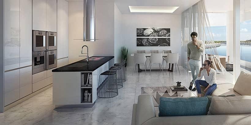 2 Investors Deal 1 Bedroom | Azizi Mina | Atlantis View