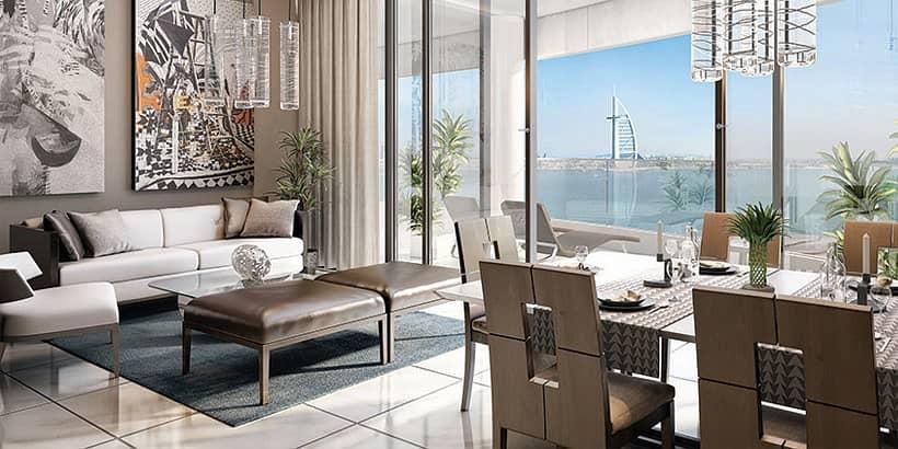 Investors Deal 1 Bedroom | Azizi Mina | Atlantis View