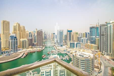 2 Bedroom Flat for Sale in Dubai Marina, Dubai - Perfect Marina Views 2 Bedroom Apartment