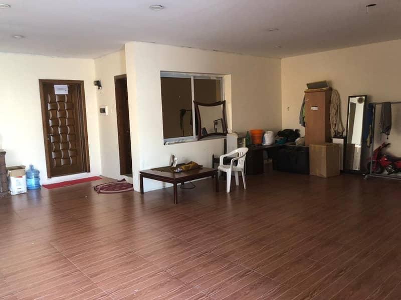 Spacious 7 Bedroom villa for sale in al Barsha 2nd.