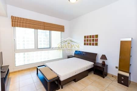 2 Bedroom Apartment for Sale in Palm Jumeirah, Dubai - 2 Bed+Maid |Fully Furnished|Big Layout|Partial Sea View