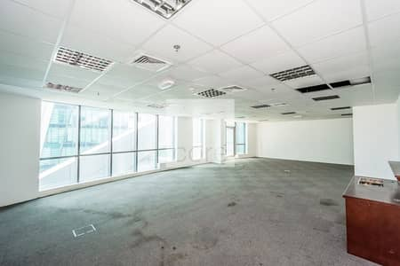 High Floor | Fitted Office | Vacant | DED