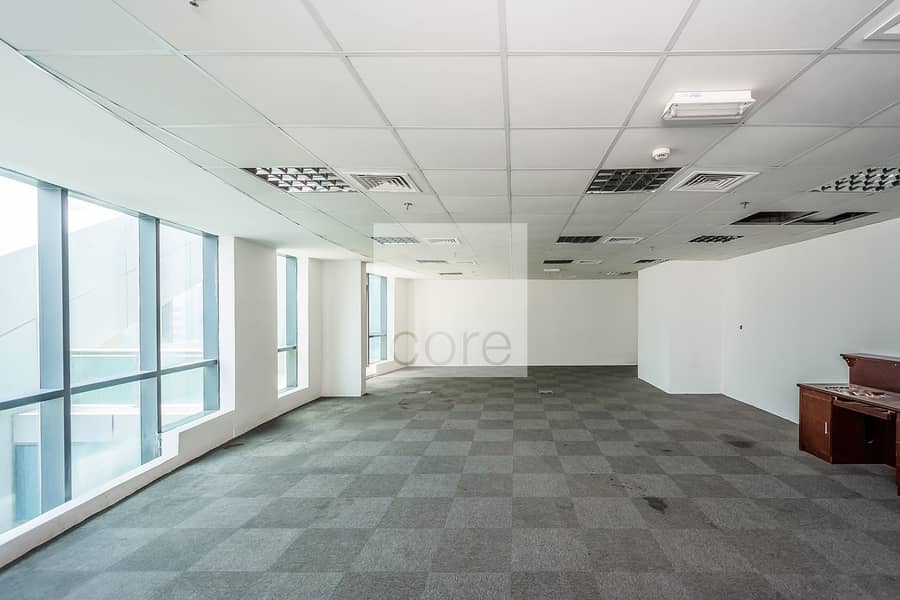2 High Floor | Fitted Office | Vacant | DED