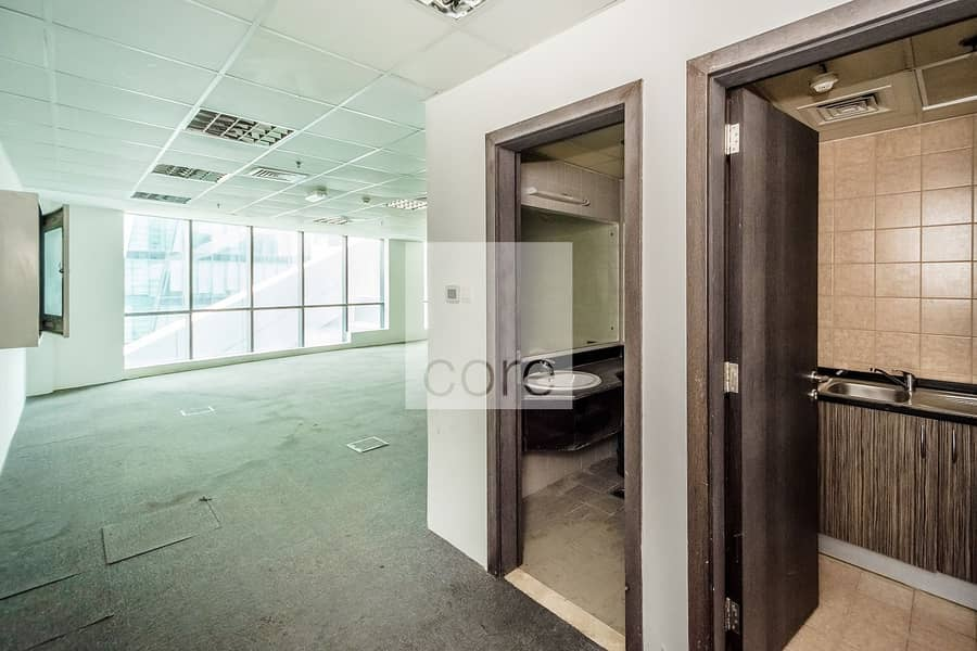 10 High Floor | Fitted Office | Vacant | DED