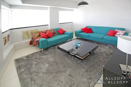 3 Bedroom Apartment for Sale in Downtown Dubai, Dubai - Vacant Three Bed | Terrace | Burj View<BR/>