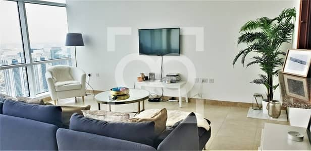 BEAUTIFUL TWO BED + MAIDS | MARINA & SEA VIEW | SPACIOUS ROOMS & BALCONY