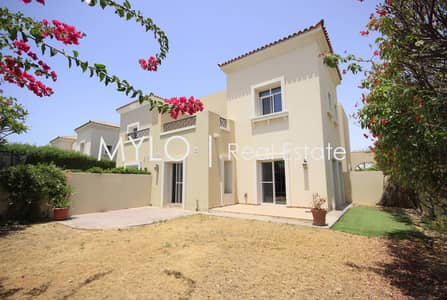 3 Bedroom Villa for Sale in The Lakes, Dubai - 3 Beds + Study + Maid I Type 1E I Vacant