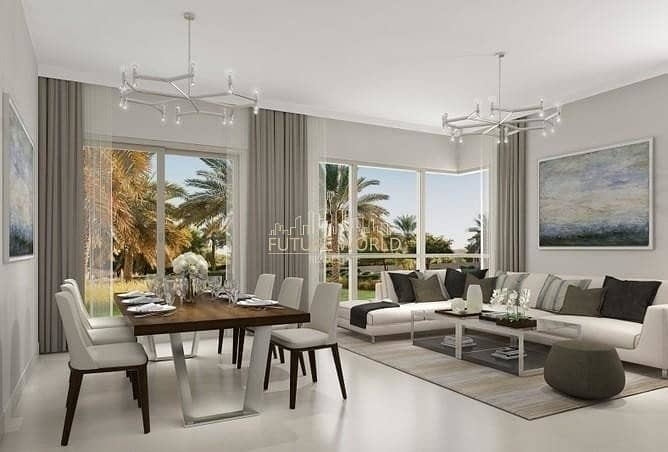 2 Hot Deal-Brand New 4 Bedrooms Villa+Maid